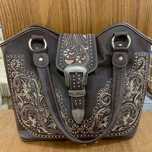 Montana west rhinestone bag